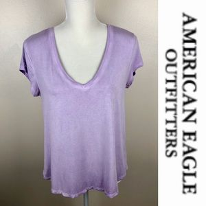 American Eagle Outfitters Favorite T-shirt Sz M